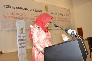 Le Forum National de la Jeunesse réunit 150 jeunes autour du Dividende Démographique