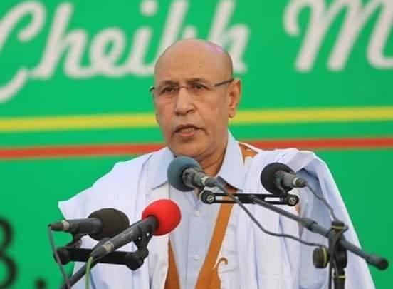 Le candidat Mohamed Ghazouani : je travaillerai pour réaliser un développement économique global