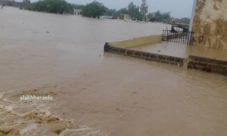 La catastrophe au Guidimakha après 72 de pluies