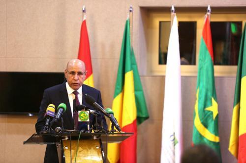 Ghazouani : l'OMVS, un modèle dans le domaine de l'intégration économique!