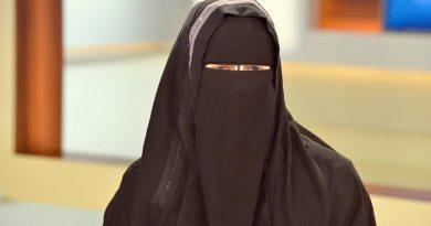 Une voilée qui se fait éjecter d'une émission TV pour motif qu'elle porte le niqab