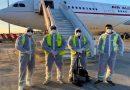 Coronavirus : arrivée à Nouakchott des 4 étudiants mauritaniens de Chine qui étaient à l'isolement en Algérie
