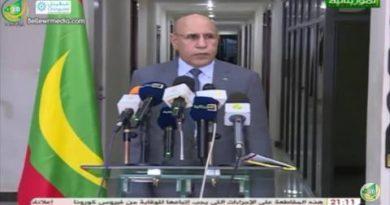 Mauritanie : Le président Ould Ghazouani reçoit l'opposant Ibrahima M. Sarr