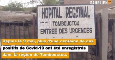 Mali : Tombouctou : une détection rapide pour casser la chaîne de transmission de Covid-19