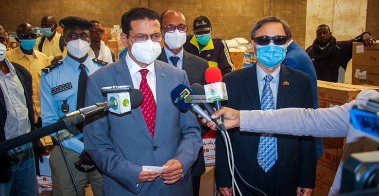 Le ministre de la santé à propos du covid-19 : « la situation est sous contrôle pourvu qu'on respecte les instructions »