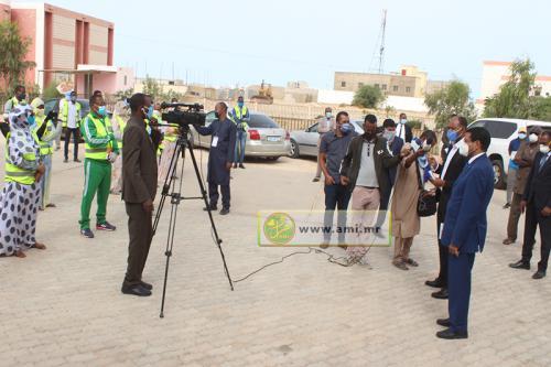Les ministres de la Santé et de l'Emploi lancent la campagne de vigilance communautaire