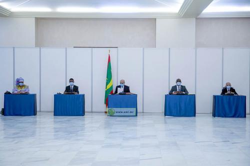 Communiqué du Conseil des Ministres du Mercredi 09 Septembre 2020