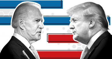 Présidentielle américaine (J-1) : Le sondage qui donne des sueurs froides à Joe Biden