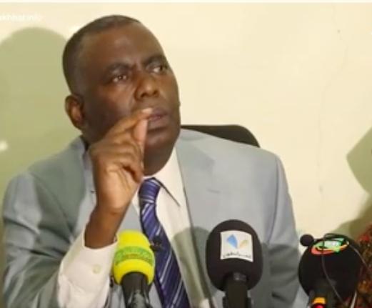 """Mauritanie : L'opposant Biram appelle à un dialogue """" moins politique"""""""