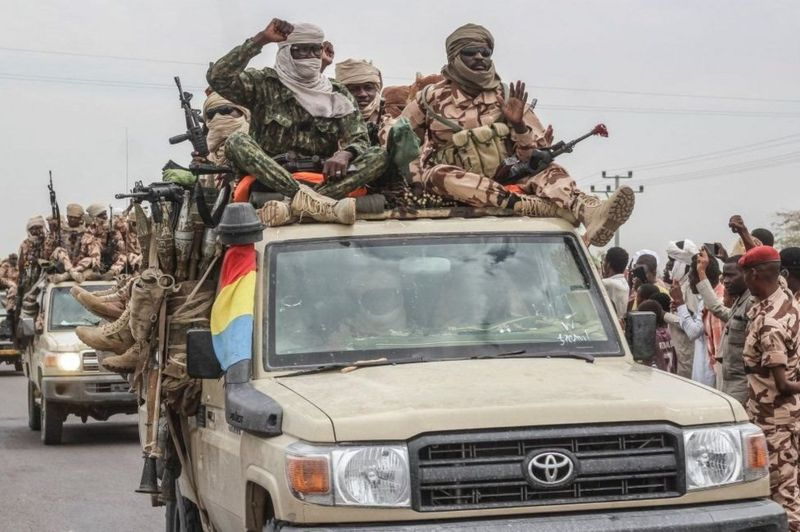 """FACT : les autorités tchadiennes annoncent """"la défaite des rebelles"""""""