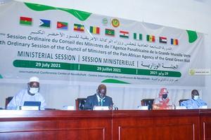 Ouverture à Nouakchott de la 7ème session du conseil des ministres de la Grande Muraille Verte