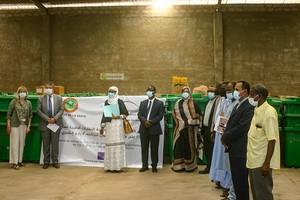 L'UE offre à la Mauritanie des équipements pour la destruction des déchets médicaux
