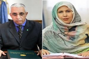 Le porte-parole du gouvernement et la ministre de l'Enseignement supérieur face à la presse